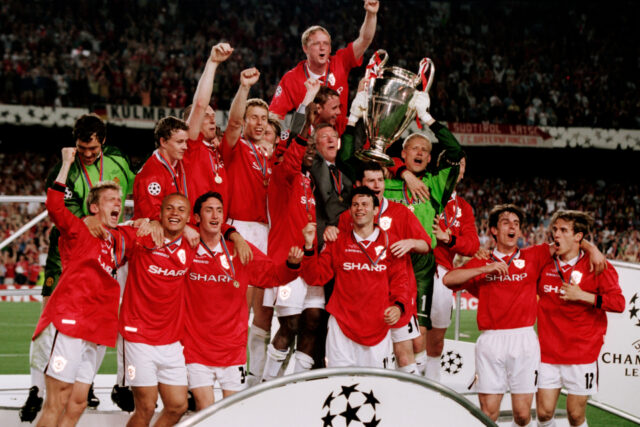 Where Are They Now? United's 99' Treble Winners