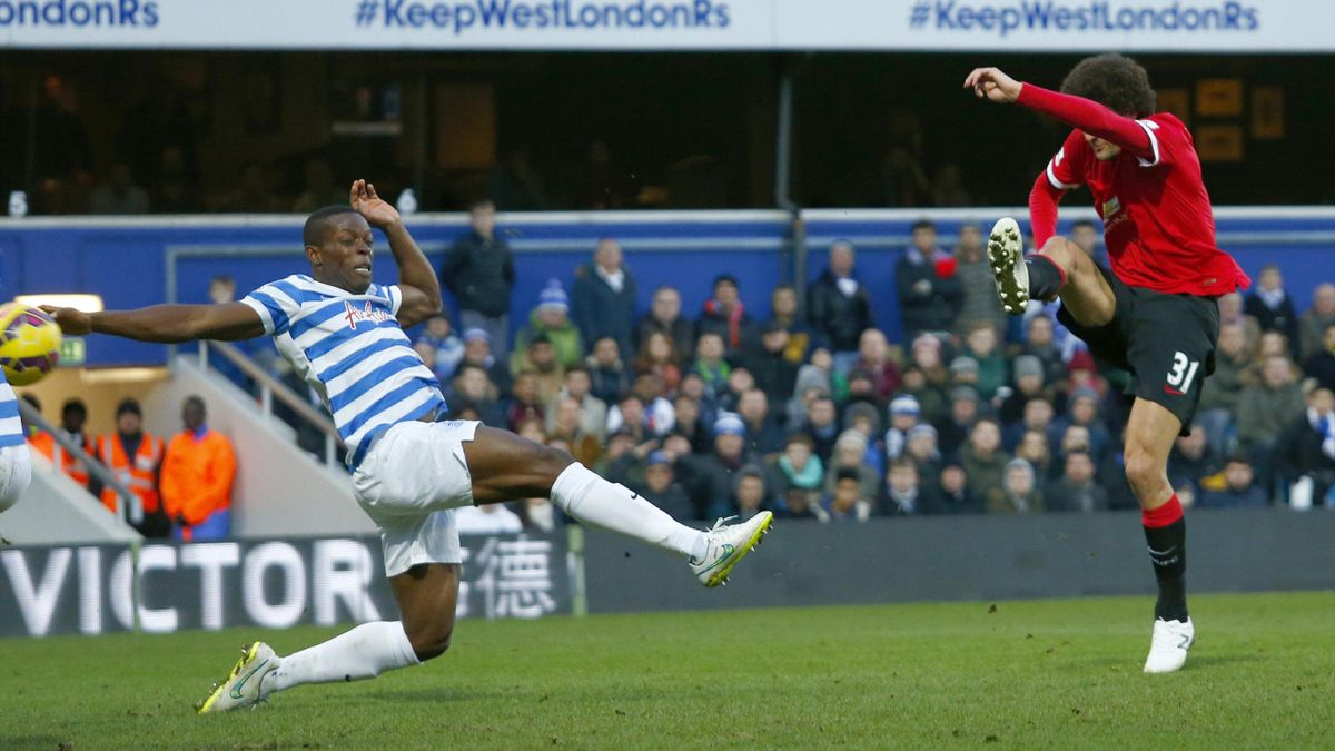 United face QPR on Saturday