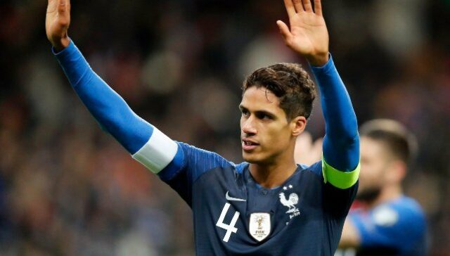 Varane wants to join United