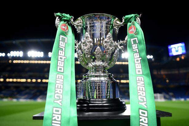Man United Draw West Ham In Carabao Cup Third Round