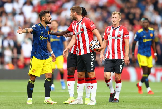 3 Ups and 5 Downs From Southampton 1-1 Man United