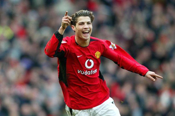 Man United Make Official Bid For Cristiano Ronaldo