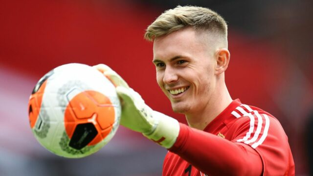 Dean Henderson Recovering From COVID-19