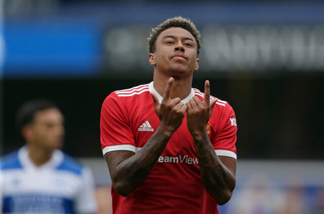 Jesse Lingard Tests Positive For COVID-19
